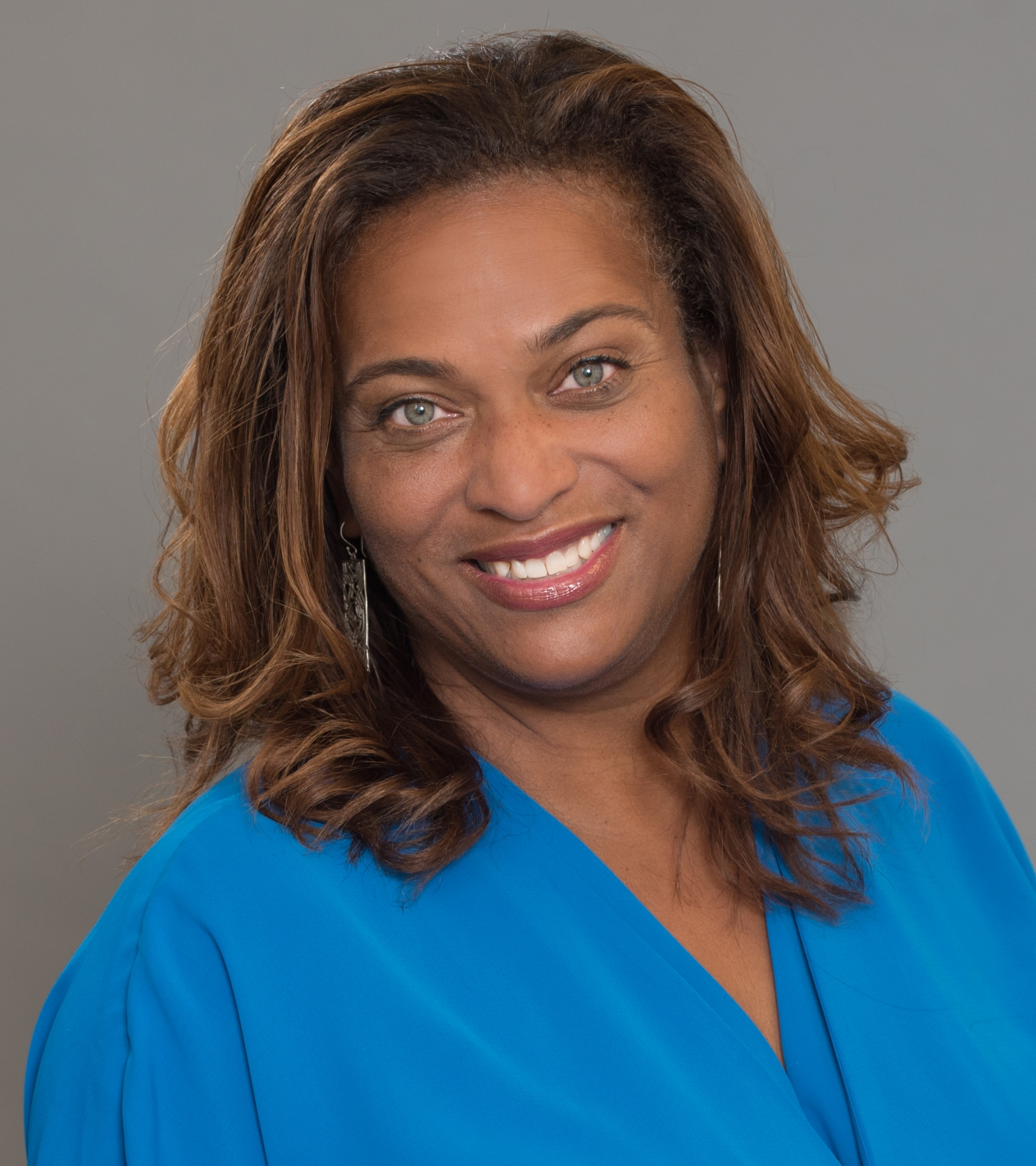 Headshot of Laura Blackman, Director of Real Estate and Cruise Projects